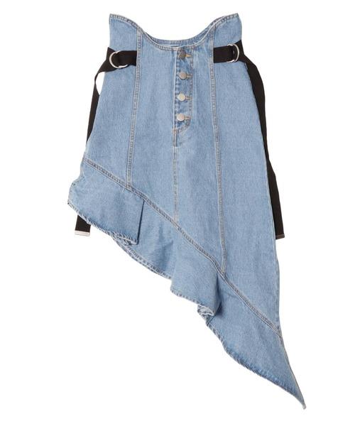 Belted Alien Skirt