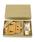 SPICE OF LIFE(スパイス オブ ライフ)の「プチママン ギフトボックス入りキッズ食器4点セット (トレイ+フォーク&スプーン+マグカップ) ラビット/アヒル/エレファント/カー/キャット/ロケット(食器)」|ベージュ系その他7
