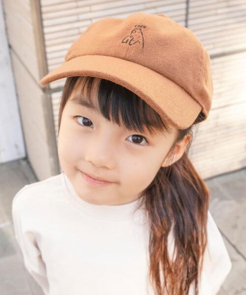 【coen キッズ / ジュニア】【Ryo Kaneyasu】起毛ツイルコーエンベアキャップ