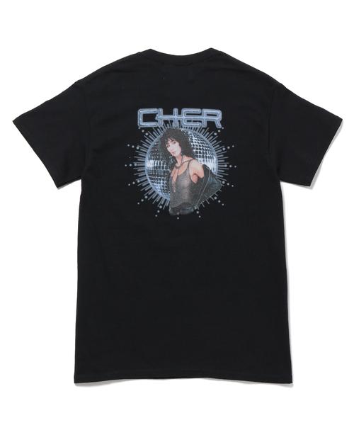 【YUKA MIZUHARA for Bonjour Girl】Cher Tee