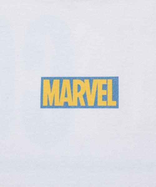 【MARVEL】ビッグロゴT