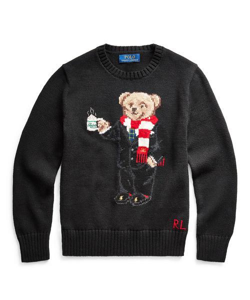 大人の上質  ココア ベア セーター(ニット/セーター) RALPH|Polo Ralph School,スクール,POLO LAUREN Lauren Childrenswear(ポロラルフローレンチャイルドウェア)のファッション通販, clothing warehouse:66c5dd84 --- skoda-tmn.ru