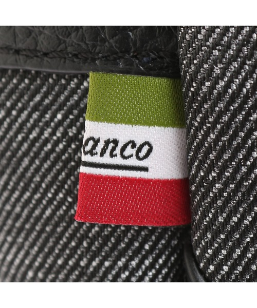 Orobianco(オロビアンコ)の「Orobianco オロビアンコ SILVESTRA-C JEANS ジーンズ調 ショルダーバッグ 92237(ショルダーバッグ)」 詳細画像