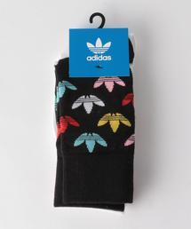 adidas(アディダス)クルーソックス 2P