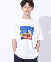 SUNNY SPORTS別注 BOOKSTORE ロゴTシャツ