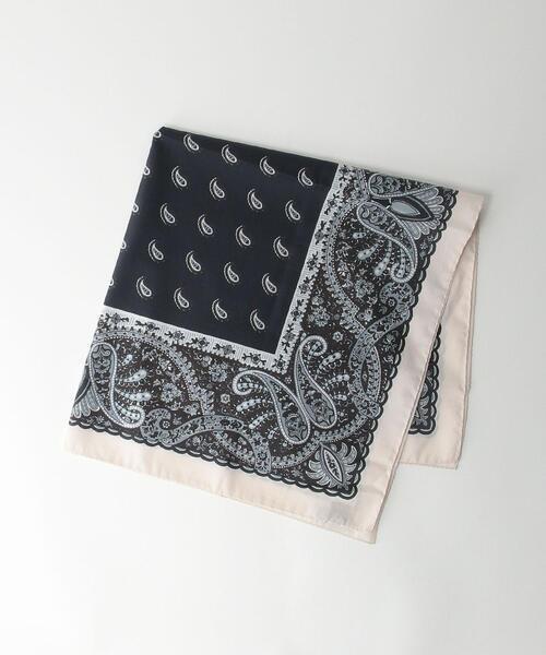 <NICKY(ニッキー)>BANDANA スカーフ