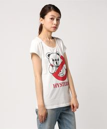 HYSTERIC GLAMOUR(ヒステリックグラマー)のBEAR BUSTER pt T-SH(Tシャツ/カットソー)