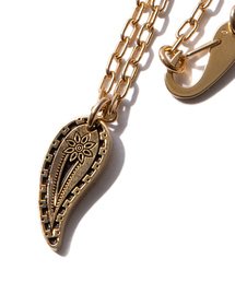 """Subciety(サブサエティ)のSubciety×JAM HOME MADE NECKLACE """"PAISLEY""""(ネックレス)"""