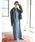 CRAFT STANDARD BOUTIQUE(クラフトスタンダードブティック)の「MAXI KNIT ONE-PIECE/クルーネックニットワンピース〇*(ワンピース)」|詳細画像