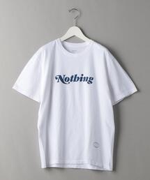 <TANGTANG(タンタン)> NOTHING/Tシャツ □□