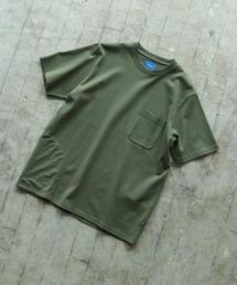 BEAMS / ヘビーウェイト マルチポケット クルーネック Tシャツ