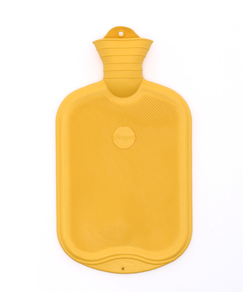LABOUR AND WAIT(レイバーアンドウェイト)の「【LABOUR AND WAIT】H219 Hotwater Bottle(その他雑貨)」|イエロー