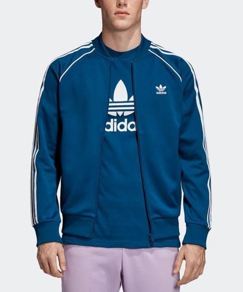 最安値 トラックトップ [SST TRACK TRACK TOP] adidas TOP] アディダスオリジナルス ジャージ(ジャージ) adidas(アディダス)のファッション通販, プロ用ヘアケアShop KiraKira:43192c0f --- pitomnik-zr.ru