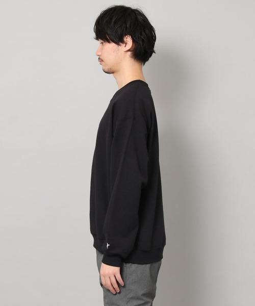 BIG FACE スウェットシャツ