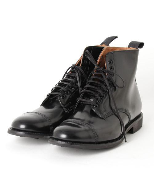 最新のデザイン SANDERS (サンダース)MILITARY MENS DERBY DERBY BOOT バウンド ミリタリーダービーブーツ(ブーツ)|SANDERS(サンダース)のファッション通販, カシワムラ:edd120ca --- skoda-tmn.ru