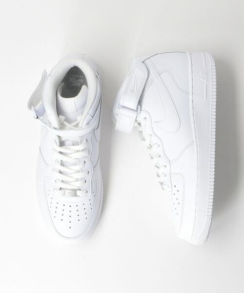 <NIKE> AIR FORCE 1 MID/エアフォース1