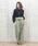 AULI(アウリィ)の「AULI イージーワイドパンツ(パンツ)」|詳細画像