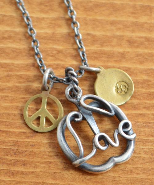 39/サンク/Sunku Apple Love Necklace
