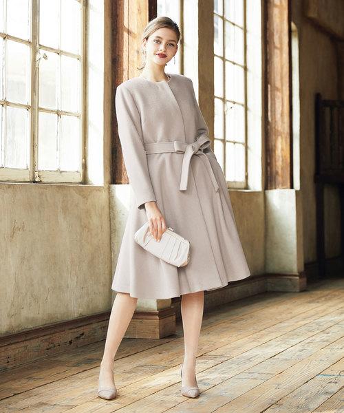 【スーパーセール】 スイングフレアウールコート(その他アウター)|AIMER(エメ)のファッション通販, ハマナカチョウ:3e830cd9 --- ulasuga-guggen.de