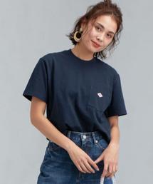 ★[ダントン] SC DANTON ショートスリーブ ポケット Tシャツ