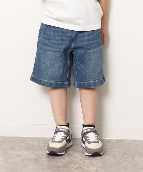【 GRAMICCI / グラミチ 】クライミング デニム ショーツ  # KIDS DENIM G-SHORTS 5117-DMJ-K