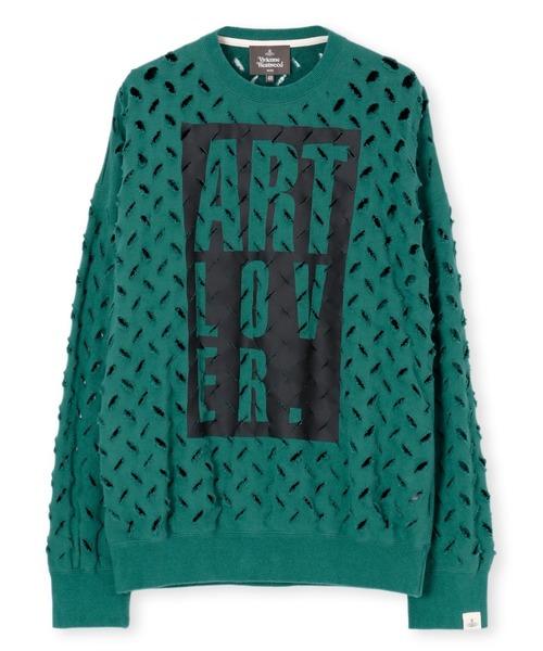当店在庫してます! CUT&SLASH SWEATSHIRTS【109038 ART LOVER SWEATSHIRTS【109038 Westwood 5618】(スウェット)|Vivienne ART Westwood MAN(ヴィヴィアンウエストウッドマン)のファッション通販, JB Tool:6f50e7a4 --- wiratourjogja.com