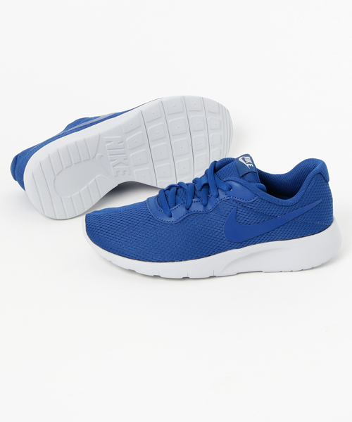 NIKE TANJUN (GS) (GYM BLUE/GYM BLUE-PURE PLATINUM)