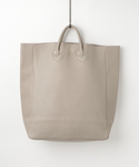 YOUNG & OLSEN The DRYGOODS STORE | EMBOSSED LEATHER TOTE L(トートバッグ)