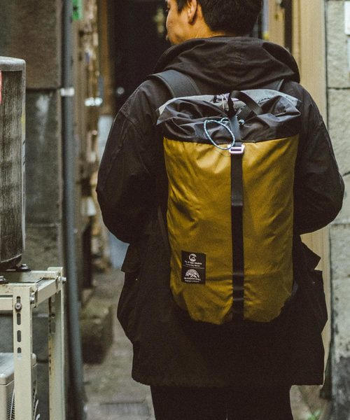 1d433d0df71e The Back Pack #002 Packable(バックパック/リュック)|The 3rd eye ...