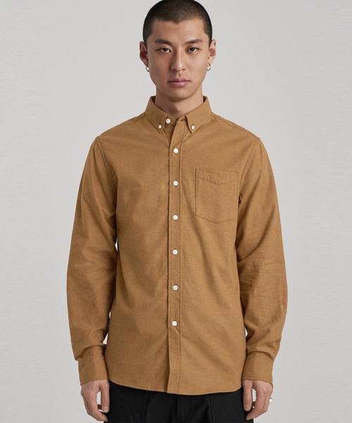 お気に入りの Crosby Flannel Button Button Down NYC,サタデーズ Shirt(シャツ/ブラウス) ,Crosby|Saturdays NYC(サタデーズ ニューヨークシティ )のファッション通販, ワールドクラブ 1989:32b6f8c5 --- dotnet-komponenten.de