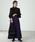 ROSE BUD(ローズバッド)の「コーデュロイパイピングスカート(スカート)」 詳細画像