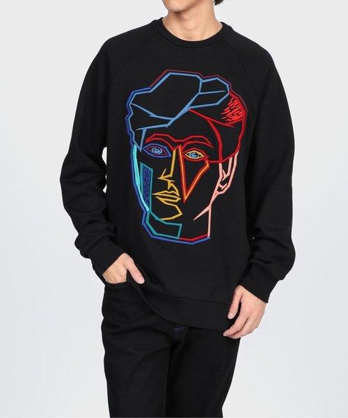 新作 【オンラインショップ限定 Studio】Artist 293506 Studio Paul エンブロイダリースウエットシャツ/ 293506 560T1(スウェット) Paul Smith(ポールスミス)のファッション通販, トップセンス:63e39dc2 --- svarogday.com
