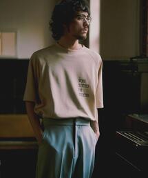 <DISCUS × monkey time> ICON BACK PRINT TEE/Tシャツ