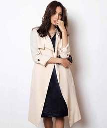 DRESS LAB(ドレスラボ)のトレンチコート ミディアム・ロング丈 (テロンチコート)【Dress Lab】(トレンチコート)