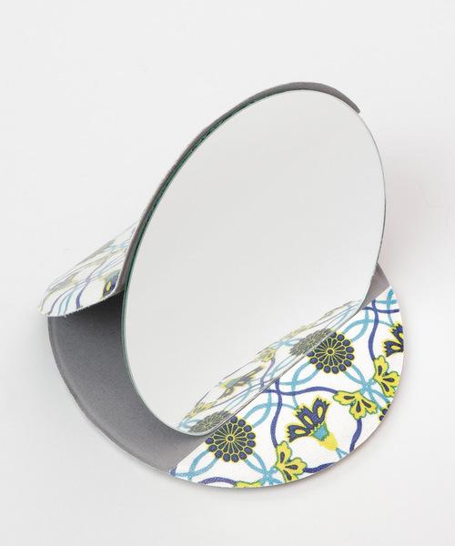 カヤ(カヤ)の「【カヤ】トルコタイル柄コンパクトミラー大(手鏡/コンパクト)」|その他1