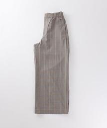 45R(フォーティファイブアール)のウールストレッチのイージーワイドパンツ(パンツ)