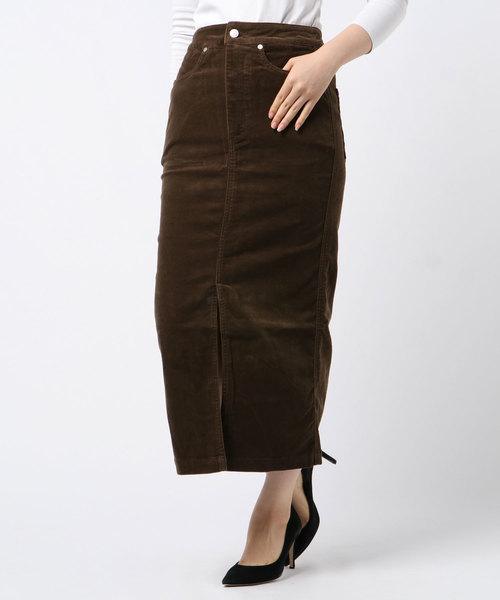 【お気に入り】 Urvin/アービン CORDUROY TIGHT TIGHT SKIRT SKIRT コーデュロイタイトスカート(スカート) BEAVER|URVIN(アービン)のファッション通販, いいひ:3afddfff --- talkonomy.com