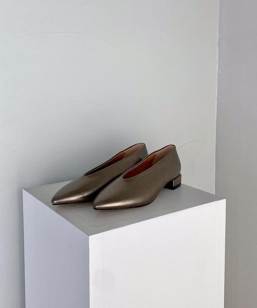 【SANSeLF】 Se soft vcut shoes sans4