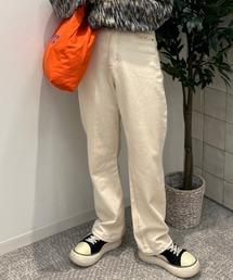 kutir(クティール)の【低身長向けXSサイズあり】ハイウエストストレートデニムパンツ(デニムパンツ)