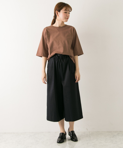 Lee×URBAN RESEARCH 別注オーバーTシャツ
