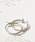 ARCHIVER(アーカイバ)の「【Al】ブラス 15�oフープイヤリング(イヤリング(両耳用))」|詳細画像