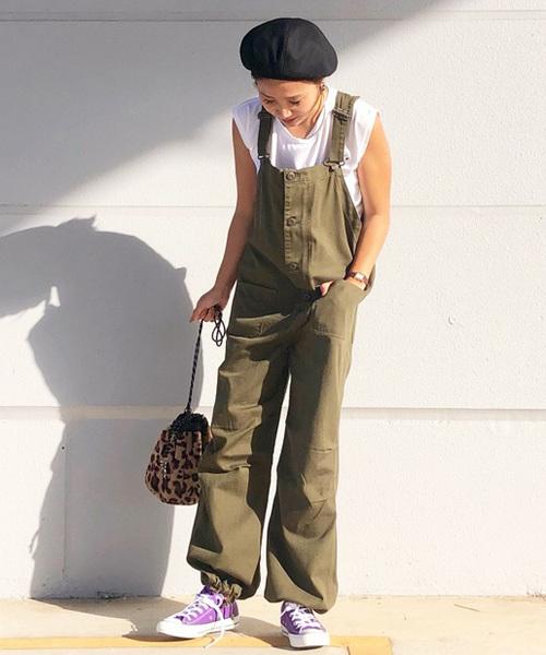 代引き人気 【Lee×CIAOPANIC/ TYPY】ミリタリーサロペット(サロペット TYPY//オーバーオール) Lee(リー)のファッション通販, ヘアアクセサリーのコットンクラブ:e53d6d33 --- munich-airport-memories.de