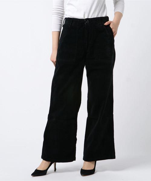 大特価 Urvin BEAVER/アービン CORDUROY BAKER WIDE BAKER PANTS PANTS コーデュロイワイドベーカーパンツ(パンツ)|URVIN(アービン)のファッション通販, ファーストワン:9ad9eb4b --- pyme.pe