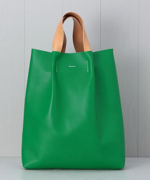 <Hender Scheme>LEATHER PIANO TOTE BAG/バッグ.