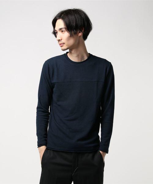 :ポコポコ天竺Tシャツ L/S