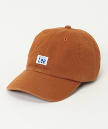 Lee(リー)の【WEB限定】Lee リー ツイルローキャップ(キャップ)