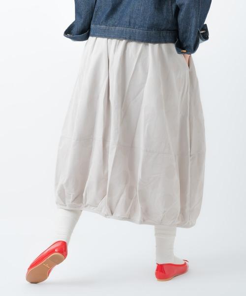 【 D*g*y / ディージーワイ 】 # ドットバルーンスカート D5663