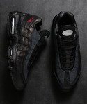 NIKE(ナイキ)の「NIKE AIR MAX 95 NRG (BLACK/TEAM RED-ANTHRACITE) 【SP】(スニーカー)」