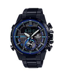 ブラックケース スマートフォンリンクモデル / ECB-800DC-1AJF / エディフィス(腕時計)