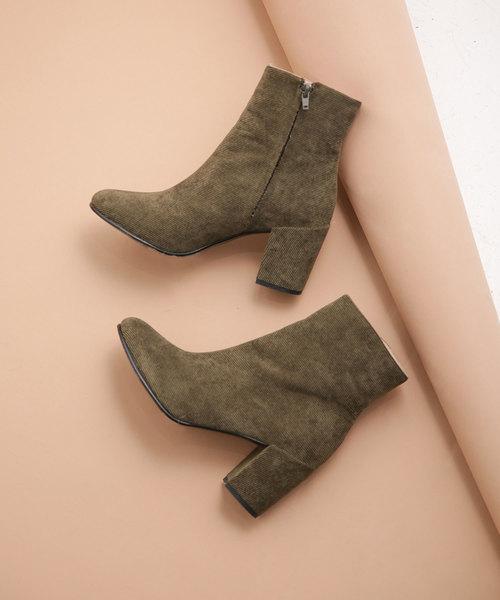 値引 【セール】【MORE 1月号掲載】【STORY 12月号掲載】Carmen Salas/別注コーデュロイショートブーツ(ブーツ)|Carmen Salas(カルメンサラス)のファッション通販, Natur:d378b84a --- blog.buypower.ng
